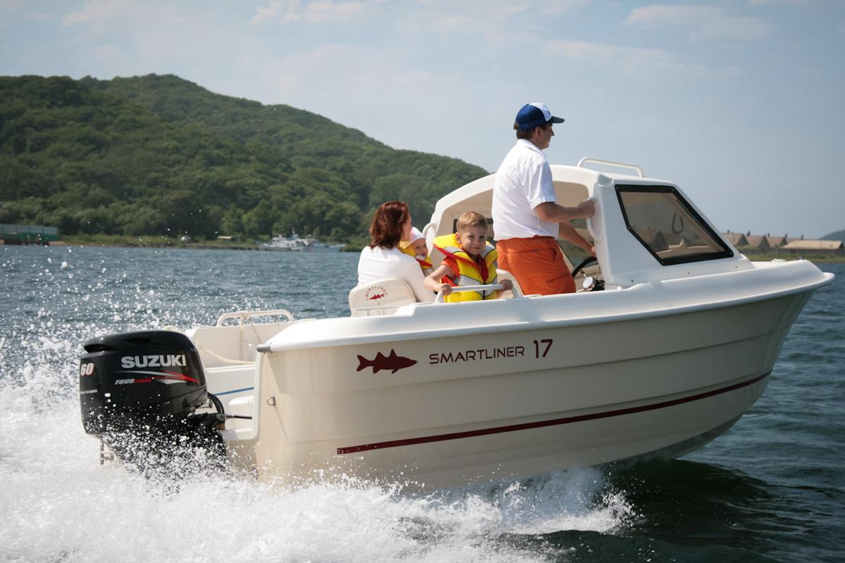 Полноценный отдых с нотками экстрима – отпуск начинается с выбора комфортабельного катера