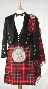 Килт - отличный сувенир из Шотландии