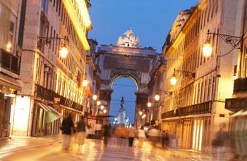 экономное путешествие по Португалии - Лиссабон