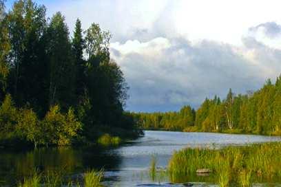 река Уница