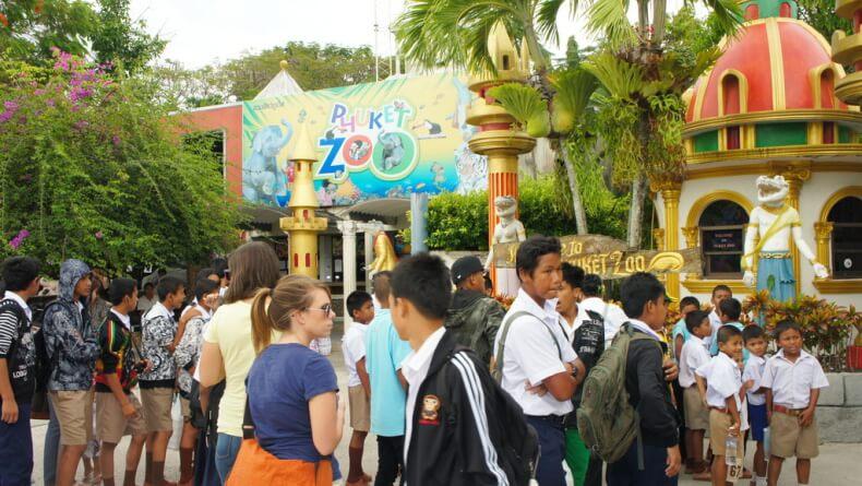 Самые красивые парки и сады для отдыха на острове Пхукет