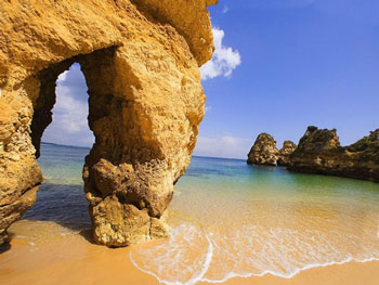 Португалия - пляж