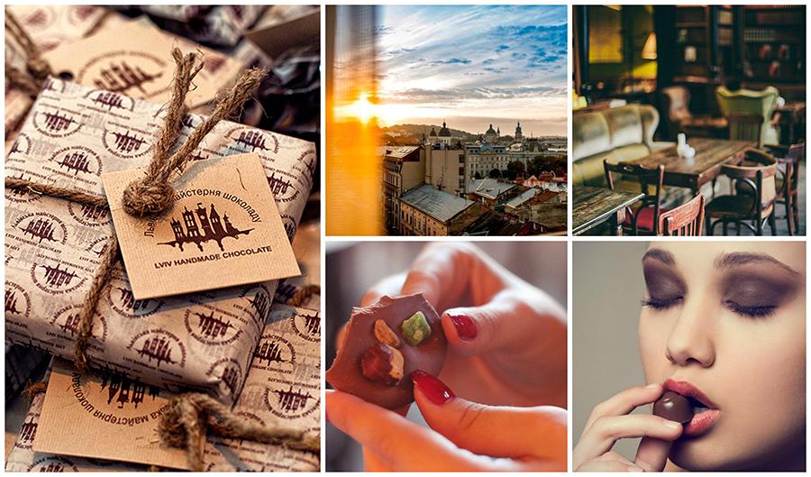 VIII Национальный праздник шоколада во Львове 2015