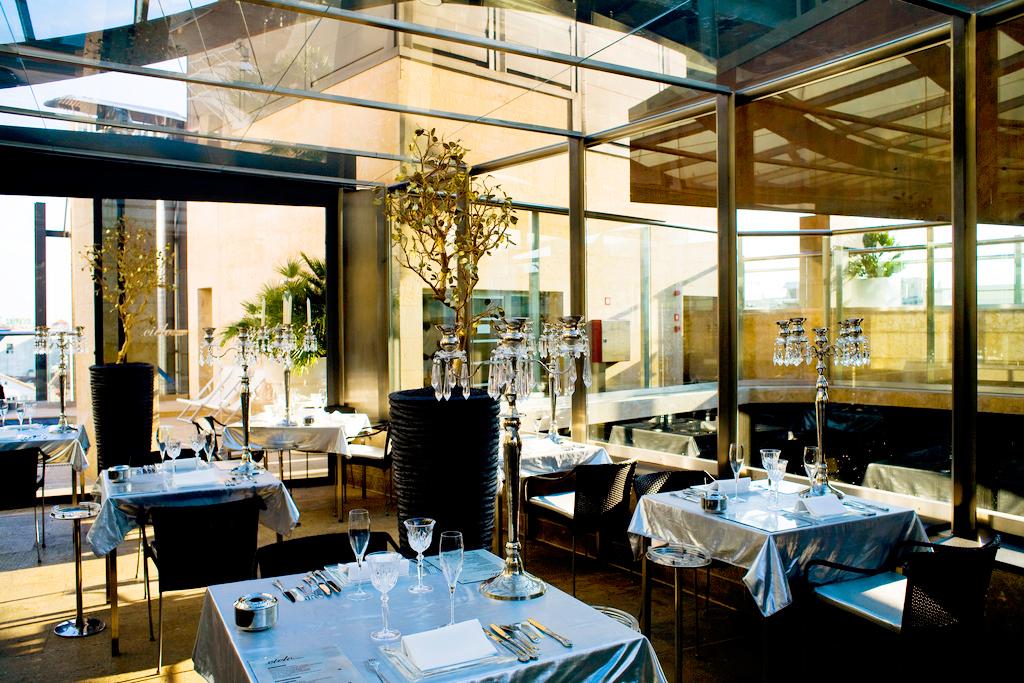 Ресторан в гостинице Urban Hotel GL Madrid