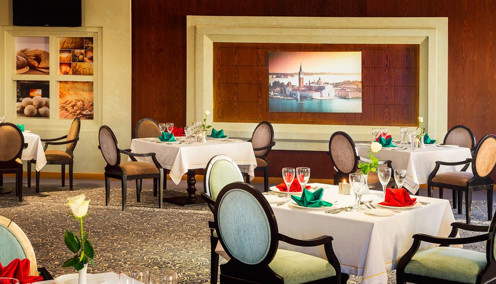 Ресторан Callaina, Rixos Sharm El Sheikh все включено