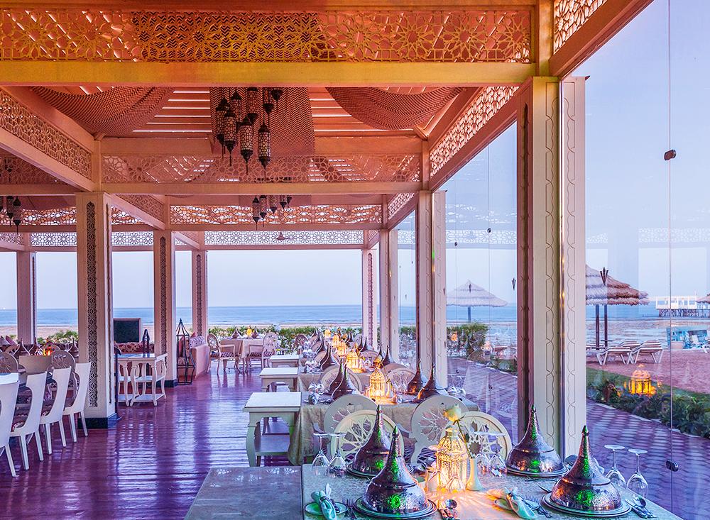 Ресторан Lalezar, Rixos Sharm El Sheikh