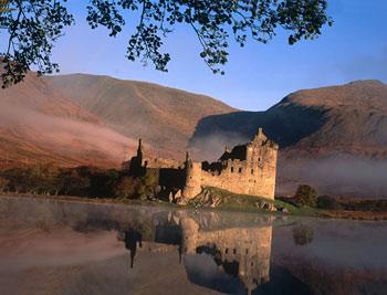 Путешествие в Шотландию