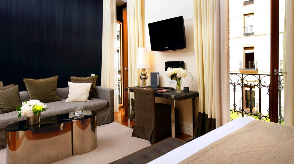 Номер в Hotel Unico Madrid