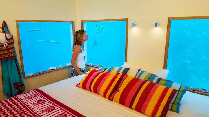 The manta resort на острове Пемба в Танзании