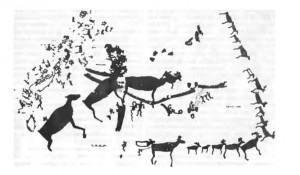 Петроглифы Старой Залавруги