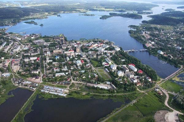 город Сортавала