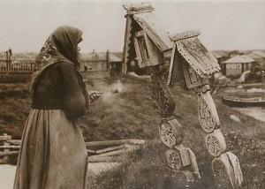 Северные деревни 19 век