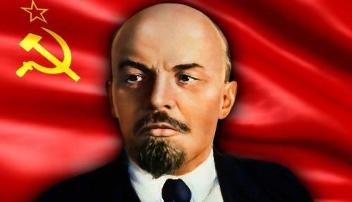 В.И. Ленин Вождь мирового пролетариата.