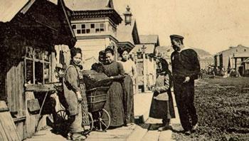 Владивосток 19 век