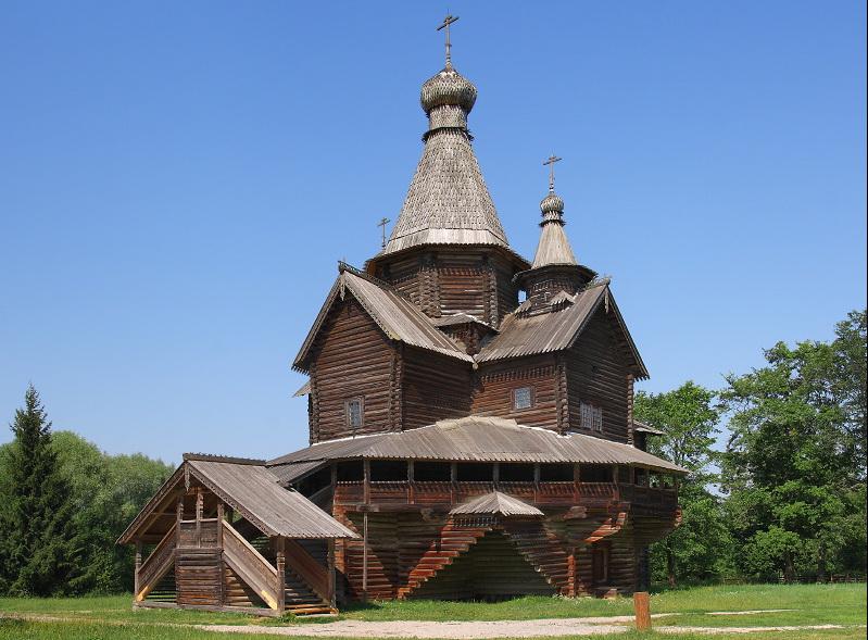 Музей деревянного зодчества (Витославицы)