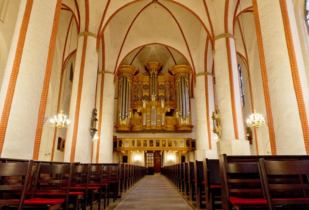 Церковь Святого Якова, Гамбург
