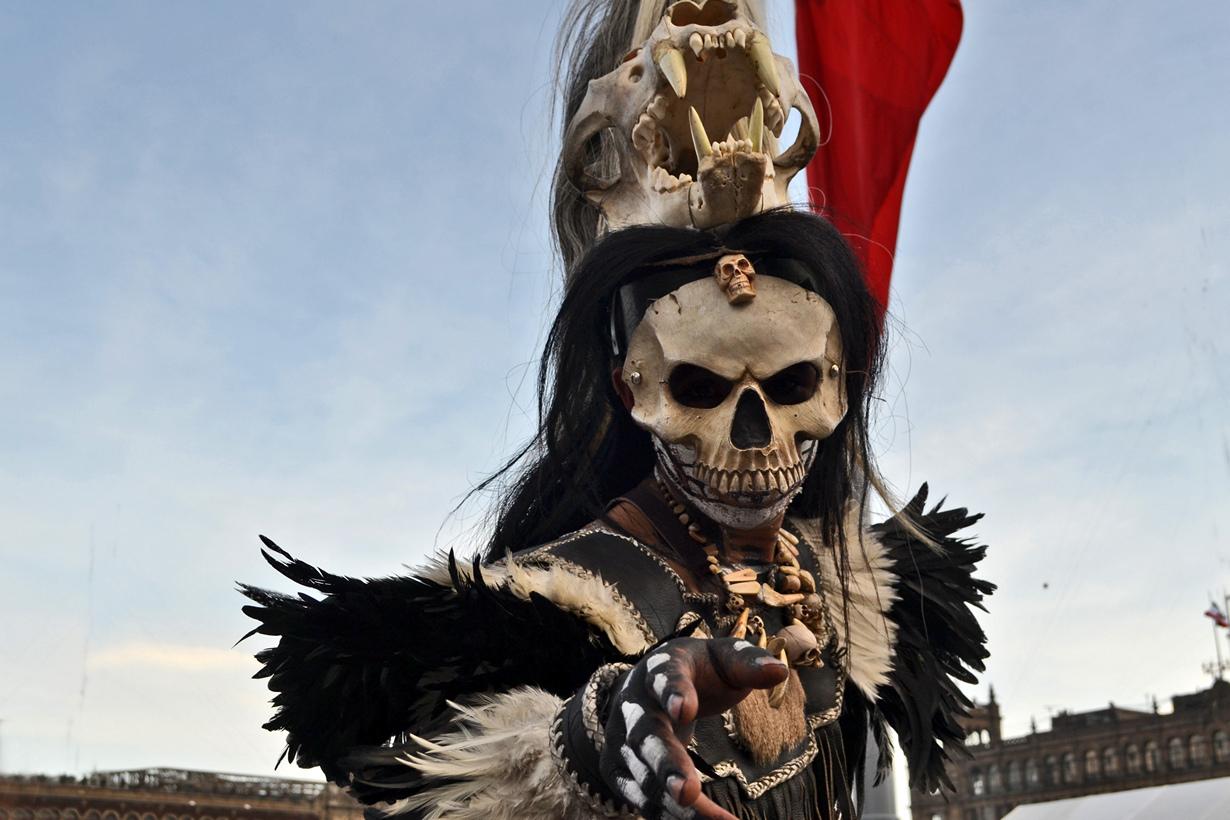 Мексиканский праздник мертвых