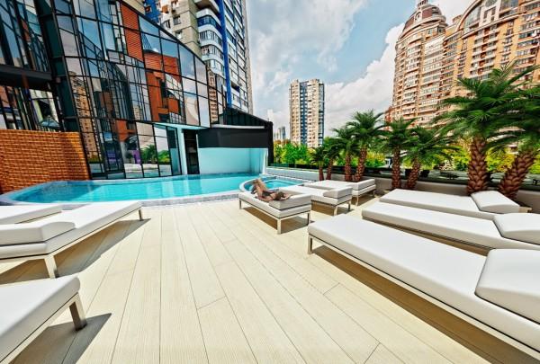 Tsarsky City Resort в Киеве