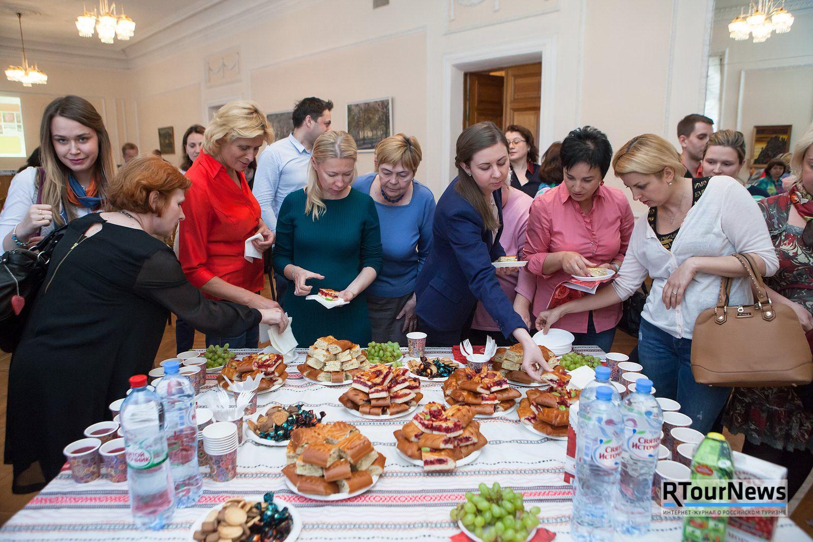 Турагентам Петербурга представили нового консула и Болгарию от «Балкан Экспресс»
