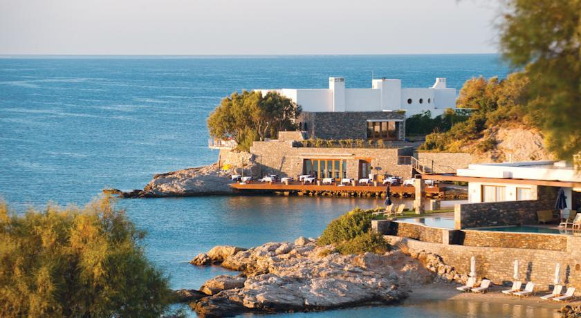 Royal Villa в Grand Resort Lagonissi