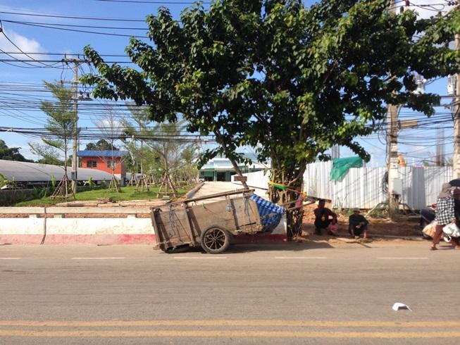 Из Тайланда в Камбоджу