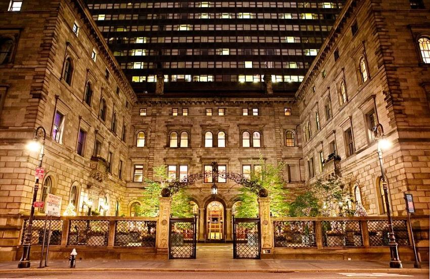 Jewel Suite в Lotte New York Palace