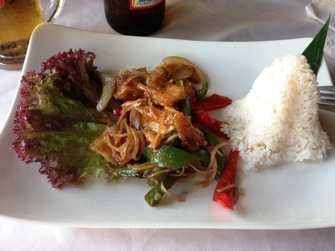 Ресторан в Сием Рипе