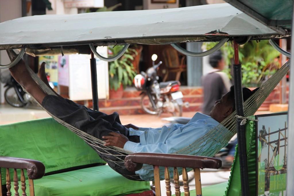Сием Рип, старый рынок и национальный музей Ангкор