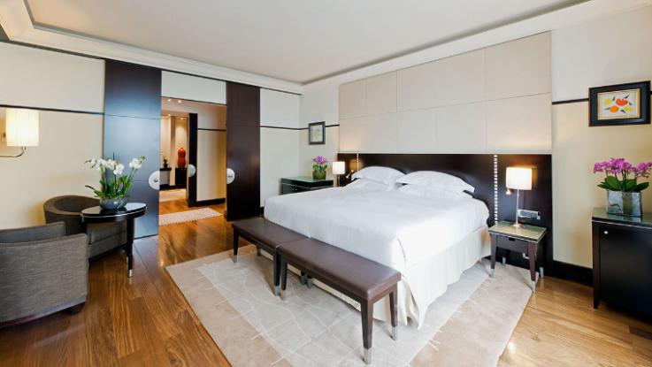 Penthouse Suite в Grand Hyatt Cannes Hotel Martinez