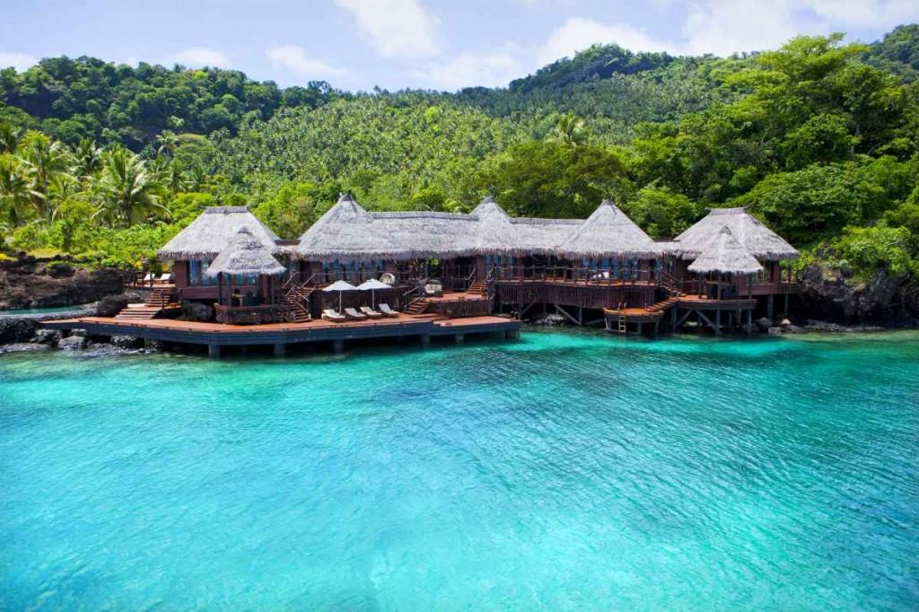Hilltop Estate в Laucala Island Resort