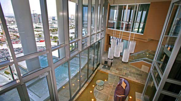 Sky Villa в Palms Casino Resort