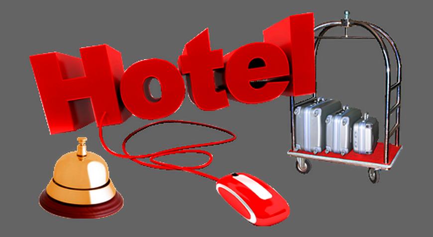 Бронируем отель