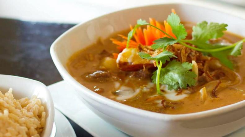 Блюда тайской кухни - Кунг Массаман (Gang Massaman)