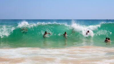 Пляж Карон Бич на Пхукете