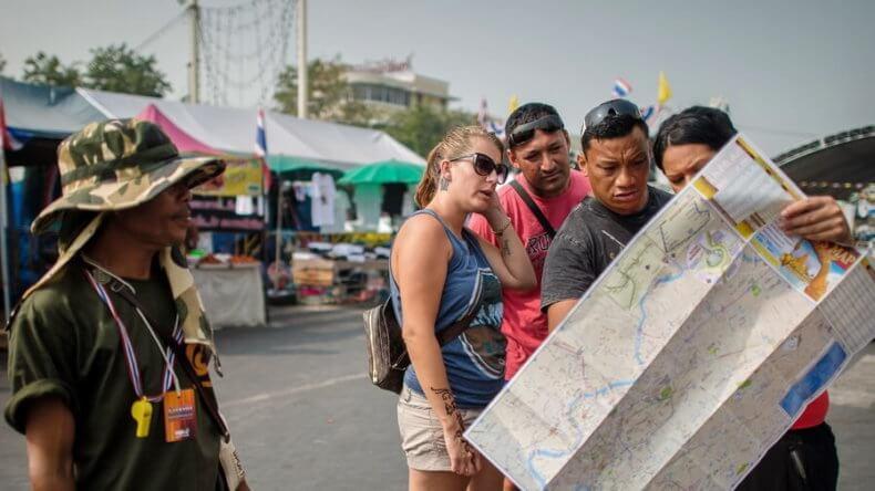 Менталитет тайцев и отношение к фарангам