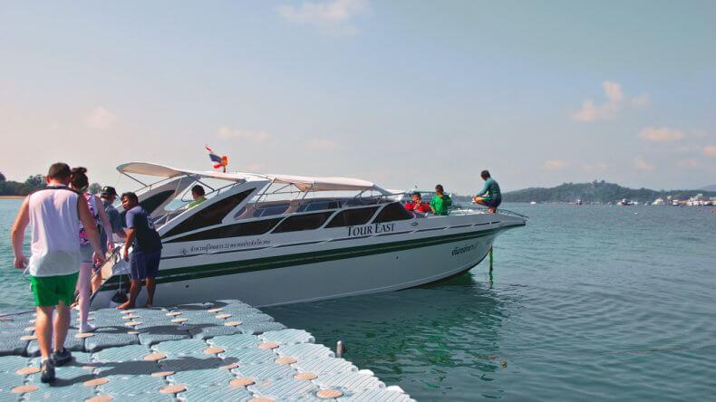 Как добраться до острова Джеймса Бонда в Тайланде