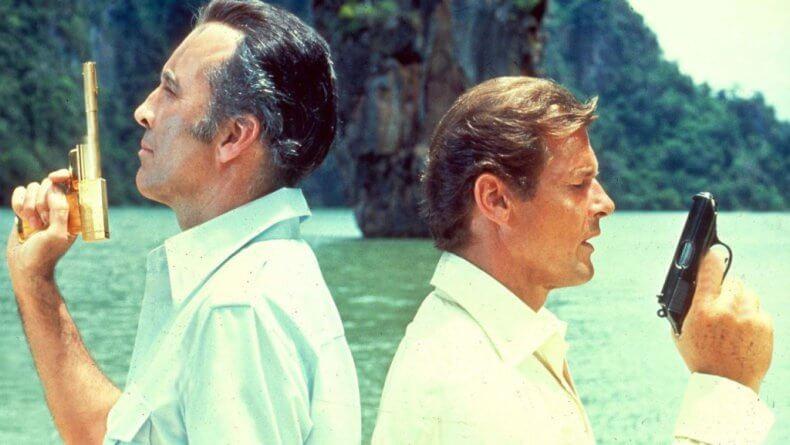 Кадр из фильма про Агента 007, в который попал остров Ко Тапу
