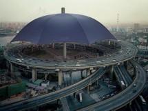 Самый-большой-Зонт-в-Китае