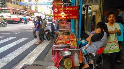Чайна-Таун в Бангкоке