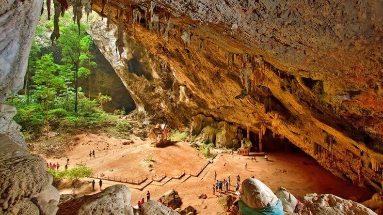 Национальный парк Sam Roi Yot National Park в Хуа Хине