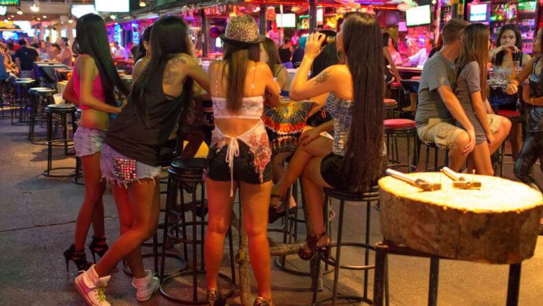 Проститутки на Пхукете