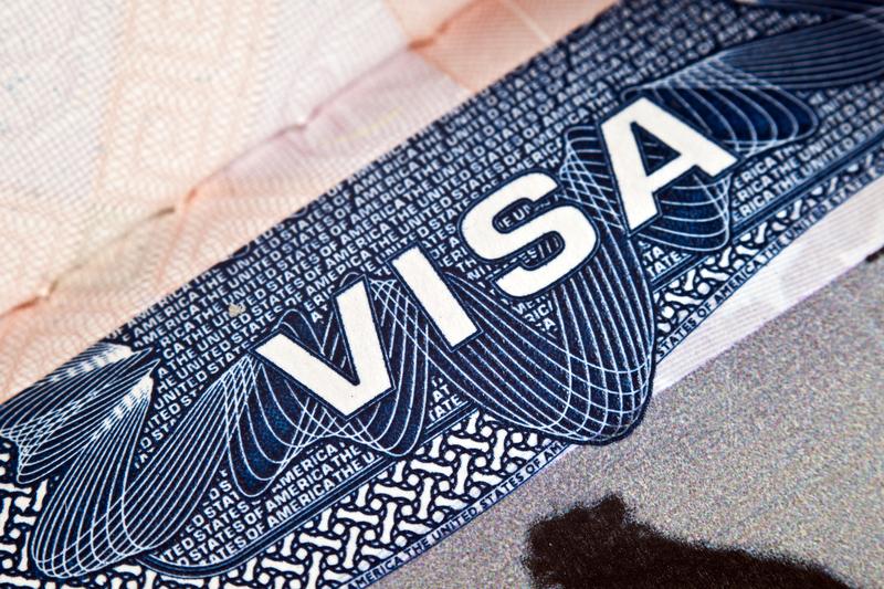 Виды и типы американских виз