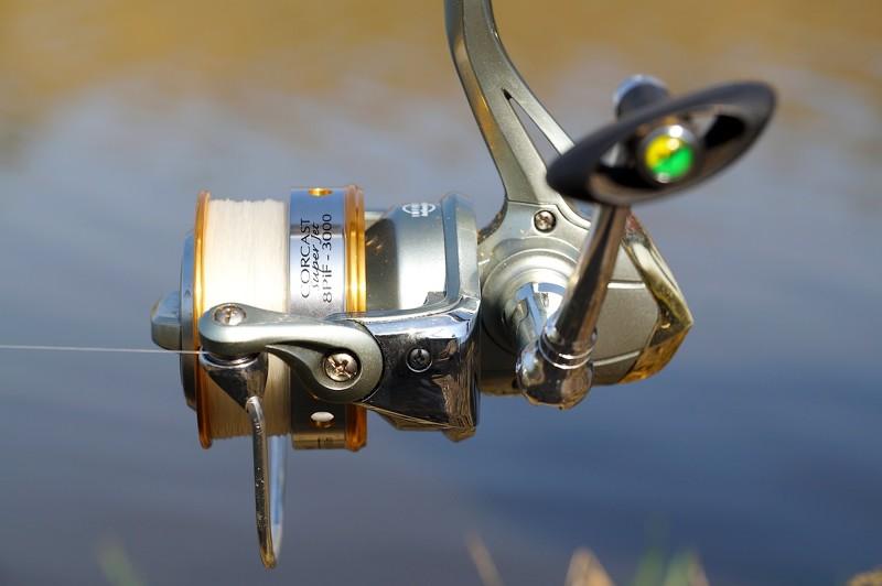 Выбираем рыболовную катушку