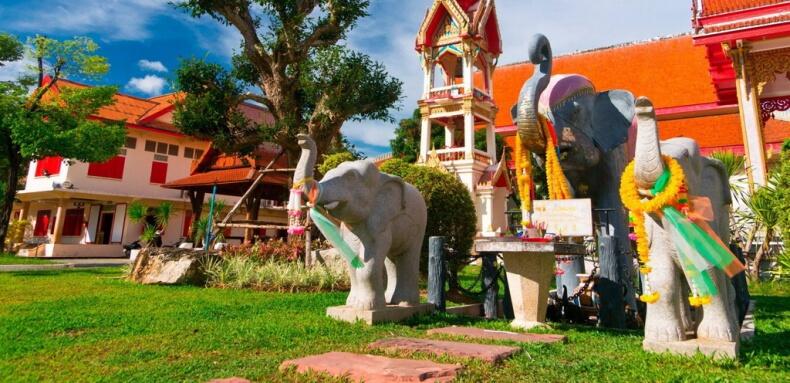 Развлечения в Тайланде - Шоу Пхукет Фантазия
