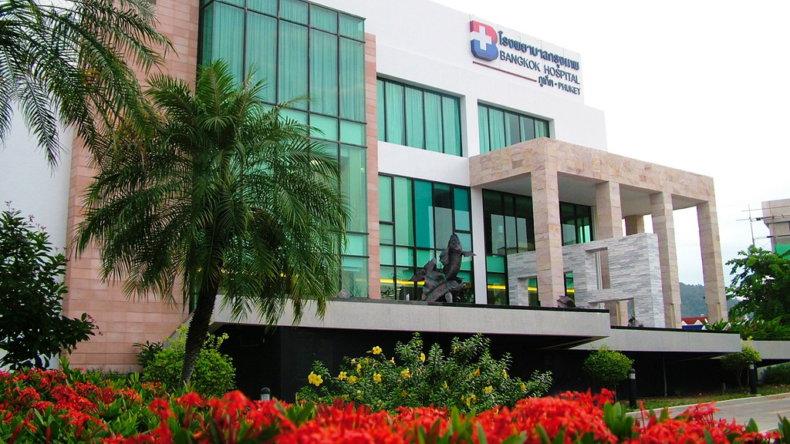 Bangkok Hospitals Group