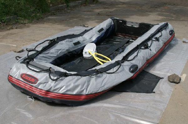 Выбираем насос для лодки ПВХ
