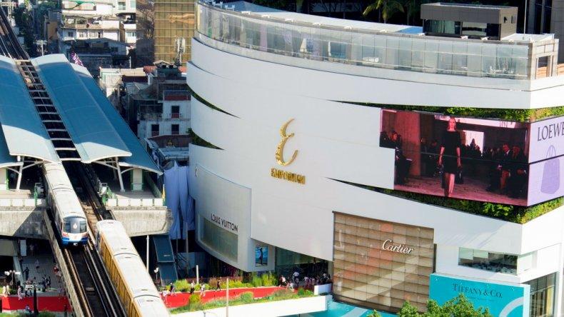 Торговый центр Emporium в Бангкоке