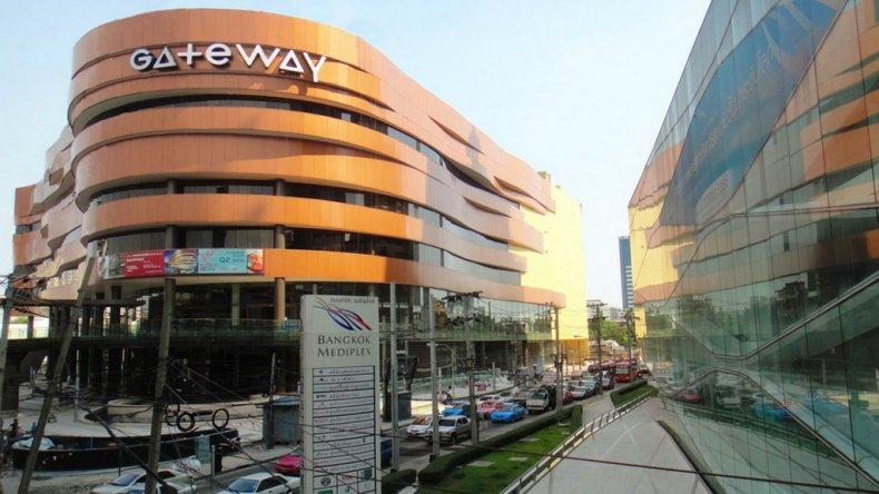 Торговый центр Gateway Ekkamai в Бангкоке