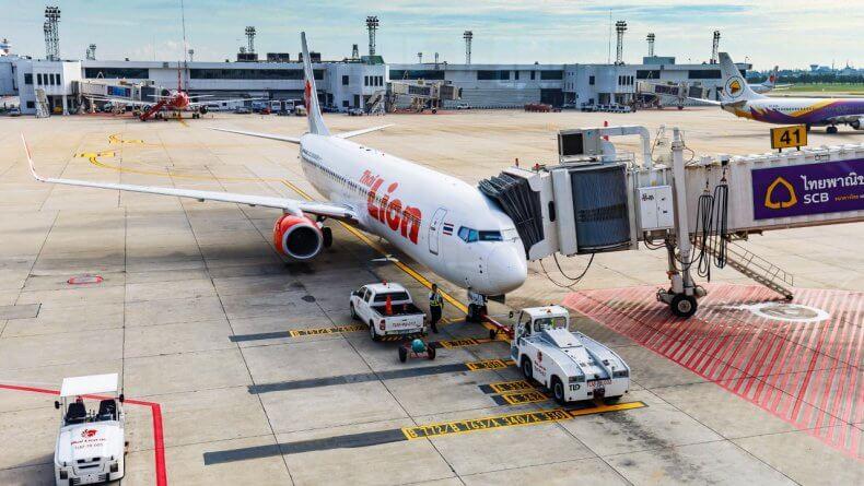 Аэропорт Дон Муанг в Тайланде