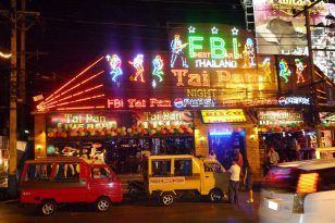 Ночная жизнь на Патонге